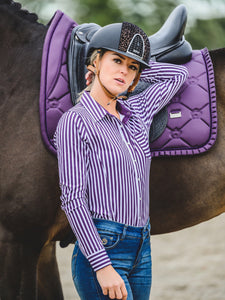 PS of Sweden 'Cassidy' Shirt - Plum