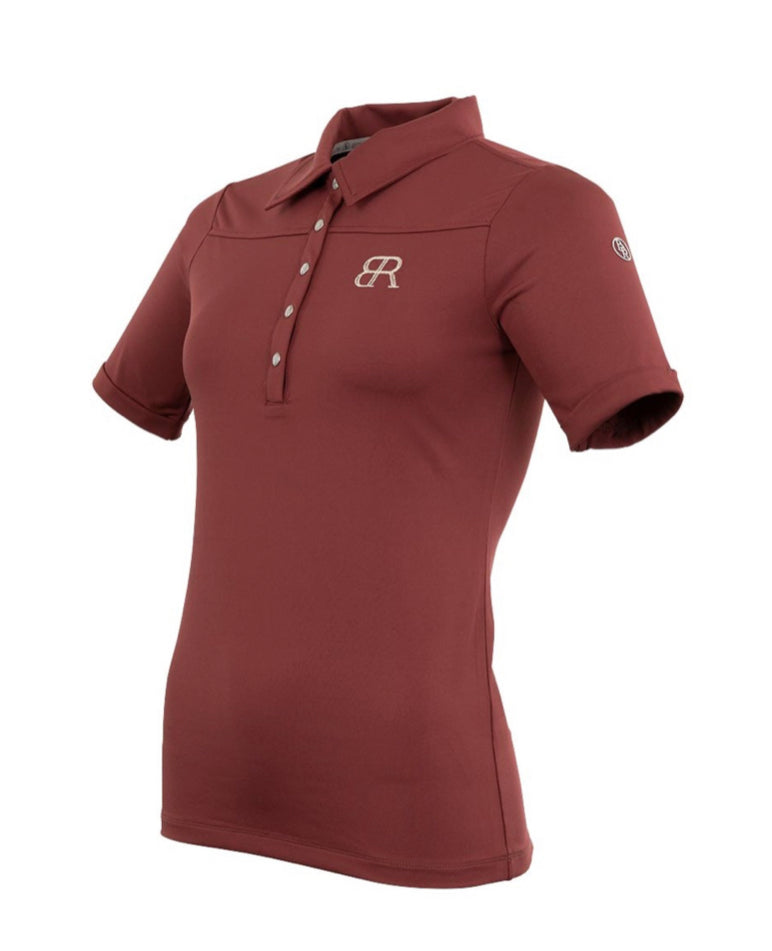 BR 'Romee' Polo Shirt - Ladies