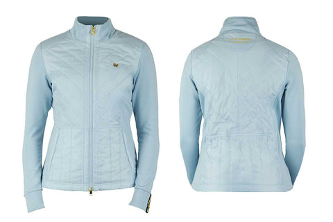 PS of Sweden 'Annika' Jacket - Sky Blue