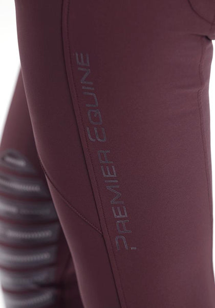 Premier Equine 'Davina' Breeches - Knee Grip
