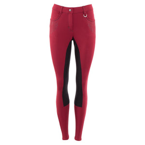 BR 'Atlas' Breeches 3/4 w/microfibre seat - Ladies FINAL SALE