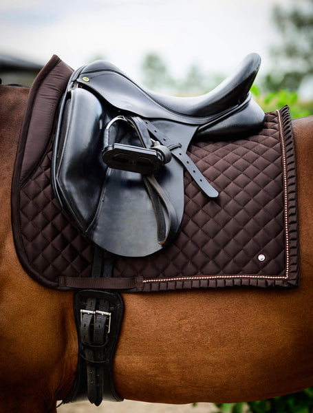 PS of Sweden Dressage Ruffle Set - Brownie