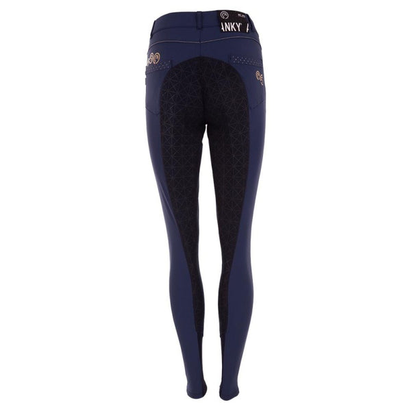 Anky 'Deco Chic' Breeches, Full Seat Silicone - Ladies