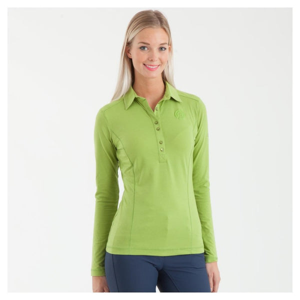 Anky Long Sleeve Polo - FINAL SALE