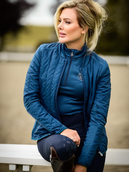 PS of Sweden 'Isabella' Lightweight Jacket - Neptuna