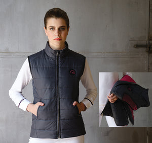 Razzapura Down Vest - Ladies