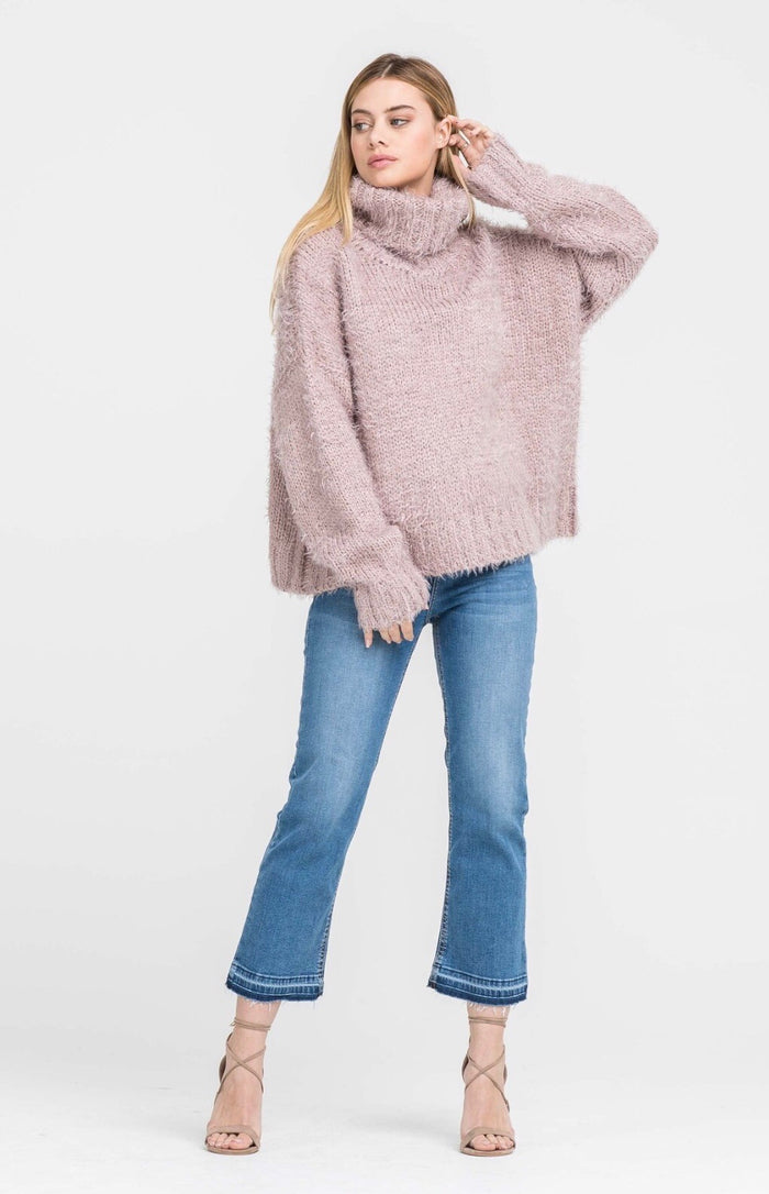 LUSH Monica mohair sweater Tops LUSH