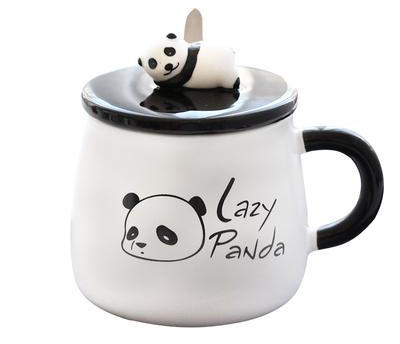 Panda Ceramic Coffee Mug