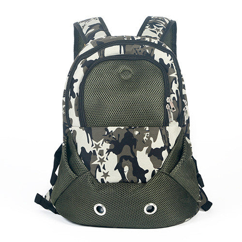 Pet Carrier Backpack for Small Dog & Cat