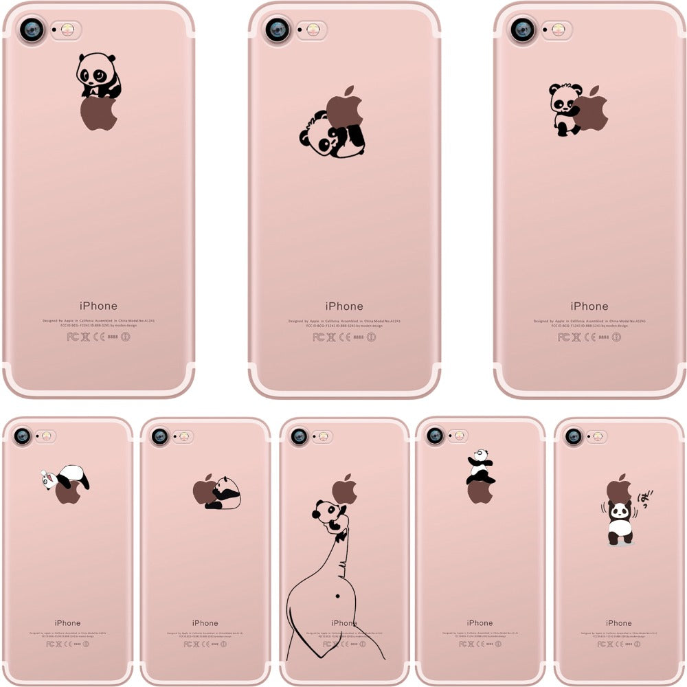 Panda Phone Cases [iPhone]
