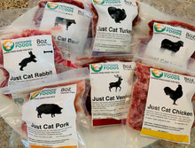 Just Cat Sampler Pack