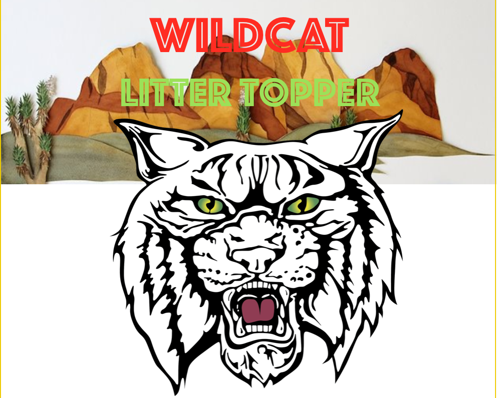Wildcat Litter Topper