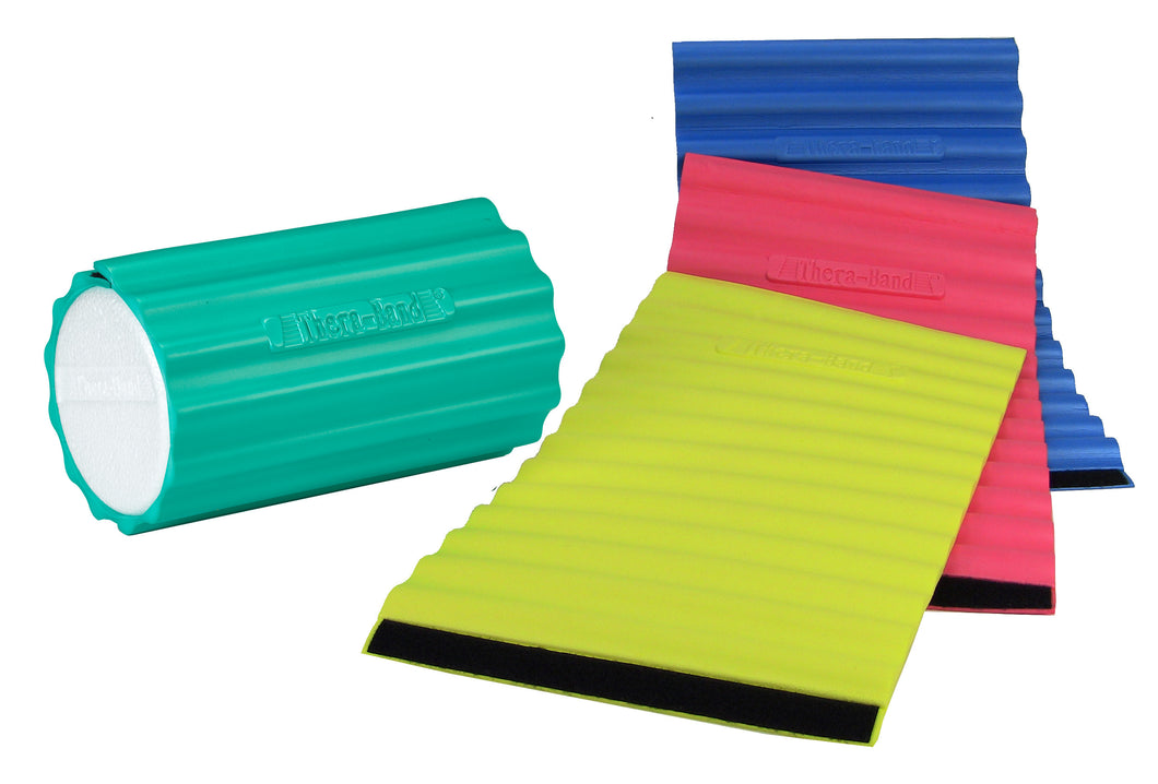 TheraBand™ Foam Roller Wraps