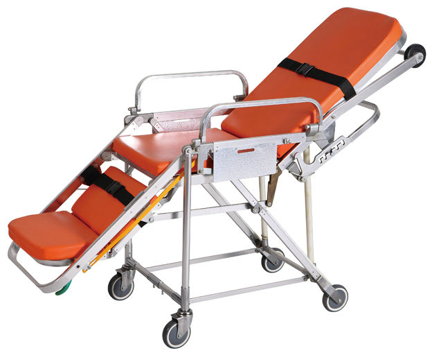 AL001 Stretcher Wheelchair