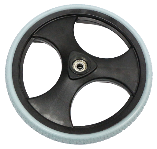 Back Wheel for 871 Travel Wheelchair (per piece)
