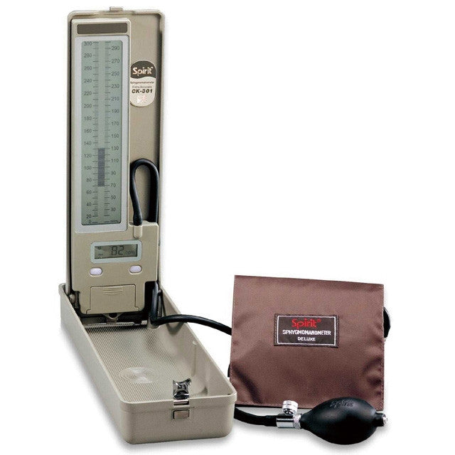 CKE301 Spirit Mercury Free Digital Blood Pressure Apparatus