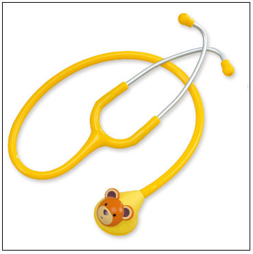 Fun Animal Single Head Stethoscope
