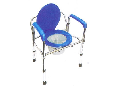 CM1 Folding Commode Chair