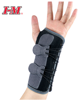 Wrist Stabilizer with Pulling System
