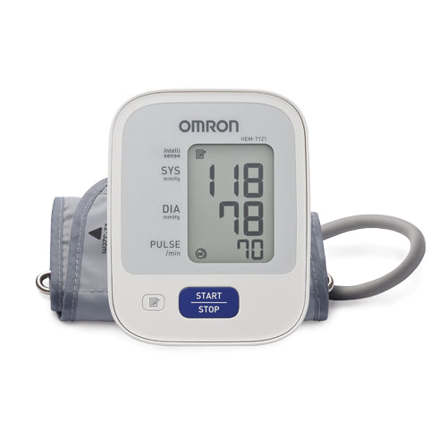 HEM-7121 Automatic Blood Pressure Monitor