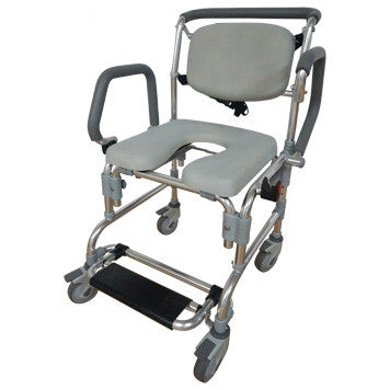 HT6129 4 in 1 Commode Chair