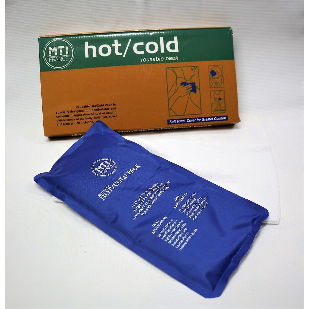 GPB MTI Microwaveable Hot and Cold Gel Pack
