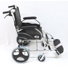 863L Aluminum Travel Wheelchair