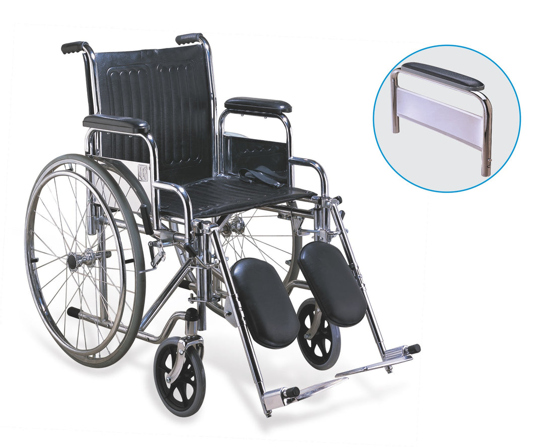 902C46 Deluxe Wheelchair