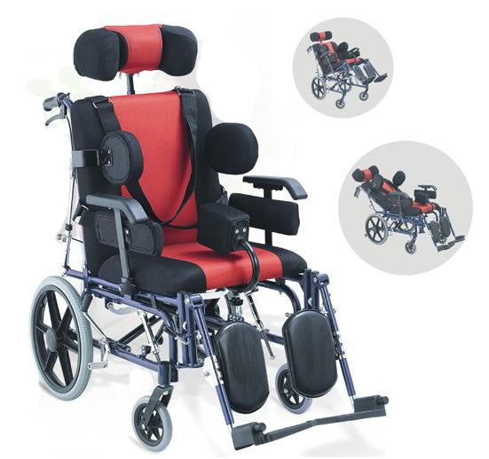 958L Deluxe Cerebral Palsy Wheelchair