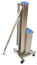 ZXC-II Stainless Ultraviolet Sterilization Trolley