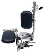 Detachable Elevating Footrest for Atlas Wheelchairs