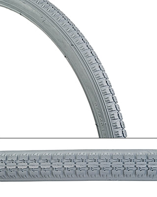 RSTG Grooved Rubber Solid Tire