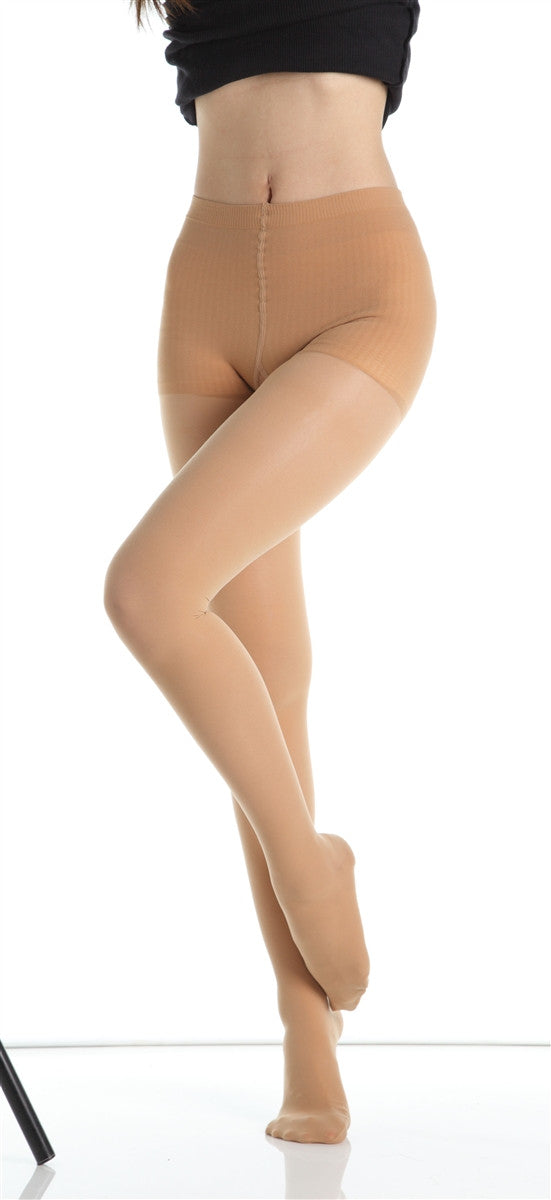 SMPH1520 Softmina Compression Stockings Pantyhose (Sheer)