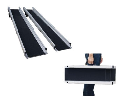 WR10 Telescopic Wheelchair Ramp