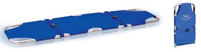 YDC1A4 One Fold Stretcher with Safety Straps