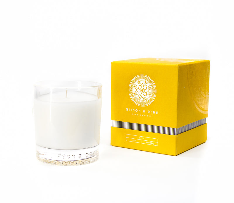 Fete Champagne Sorbet Single-Wick Candle