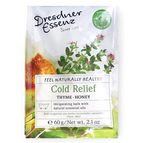 Dresdner Essenz Bath Salt - Cold Relief