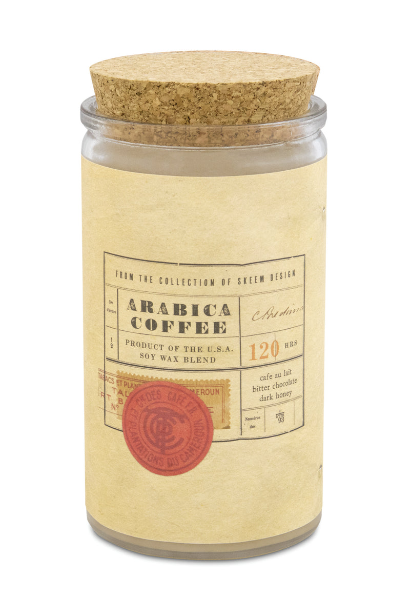 Arabica Coffee Field Jar candle