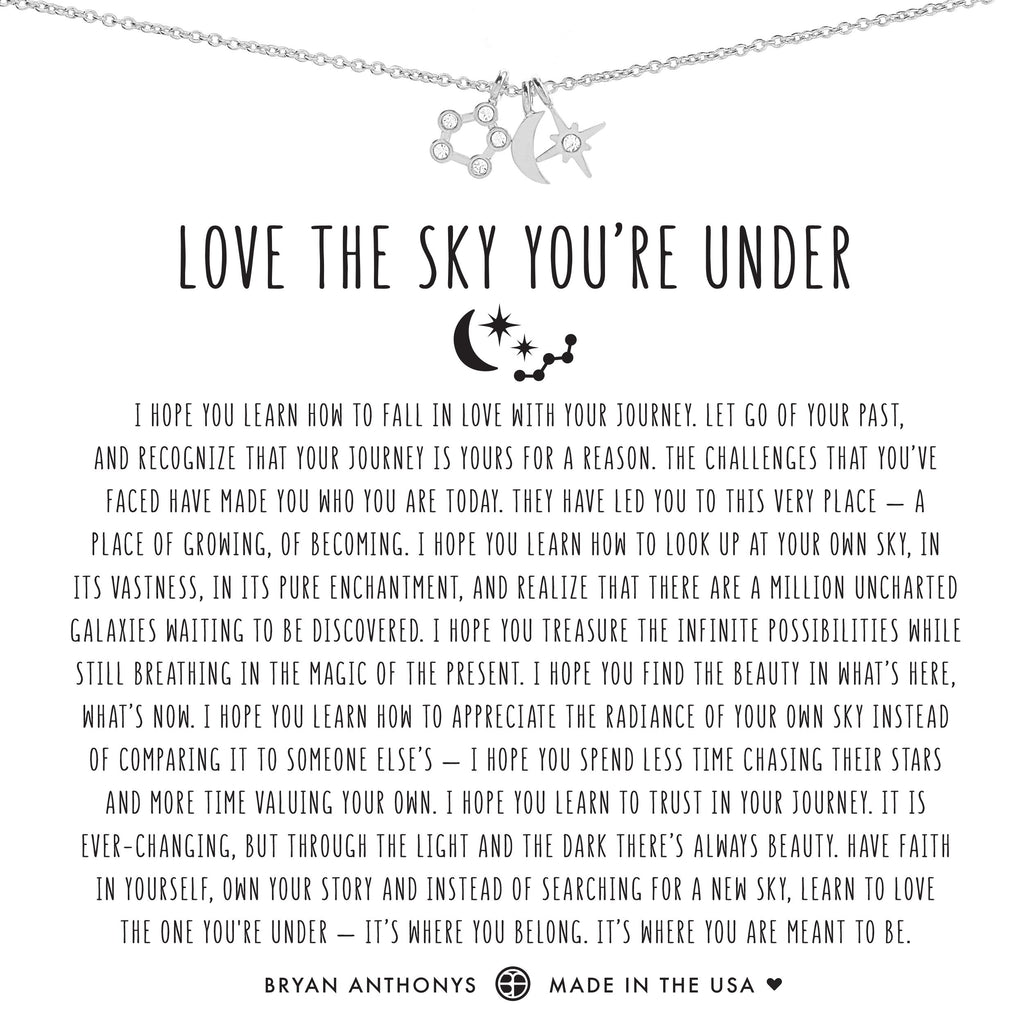 Love The Sky You're Under