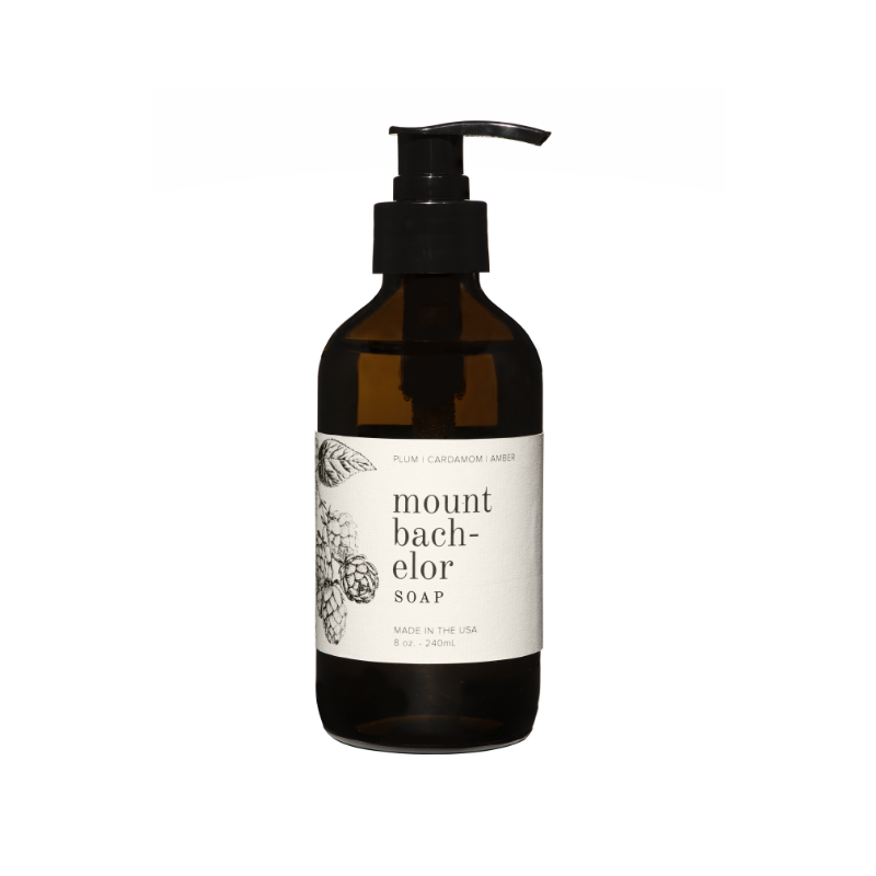 Mount Bachelor Hand Soap