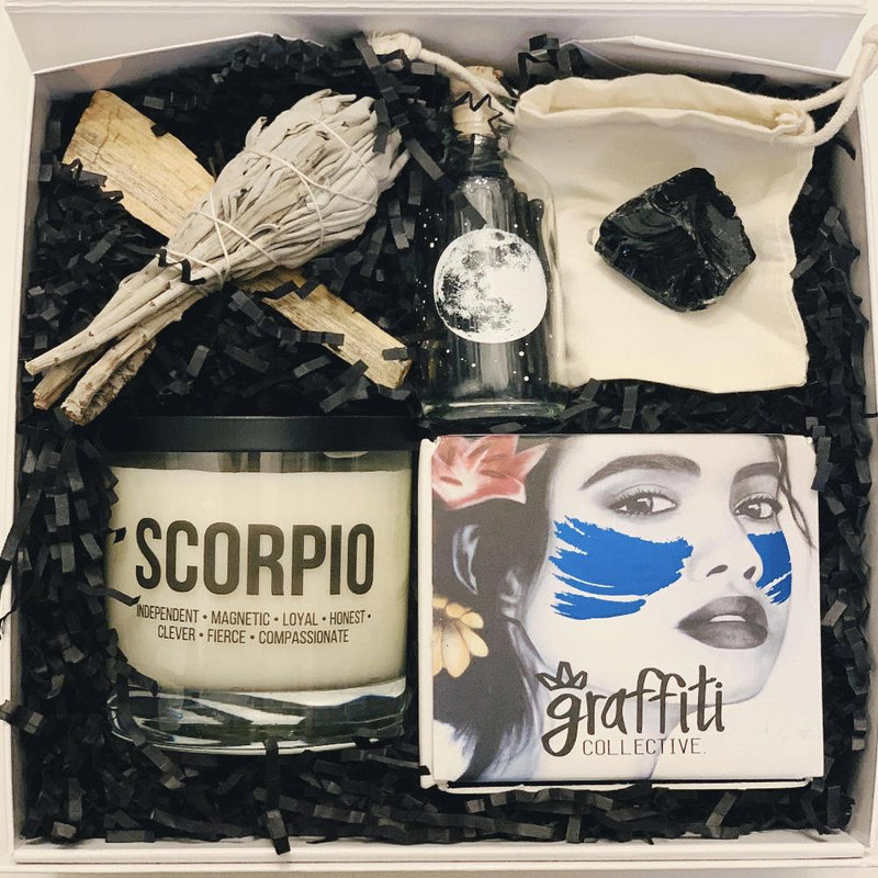 Scorpio Self-Care Gift Set