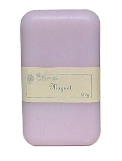 Muguet (Lily of the Valley) Bar Soap 150g