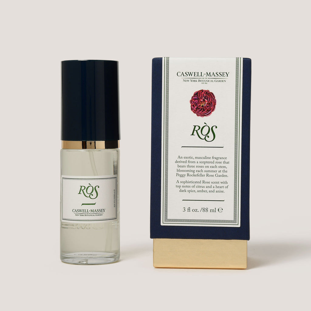 Ròs 88ml New York Botanical Fragrance