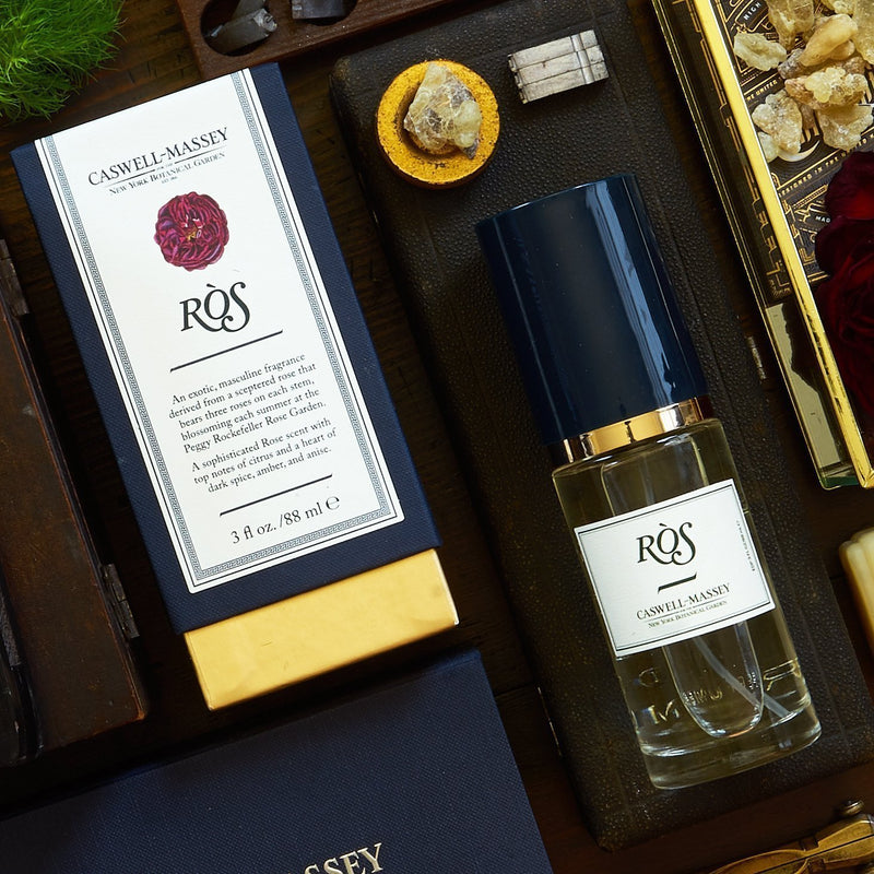 Ròs New York Botanical Fragrance