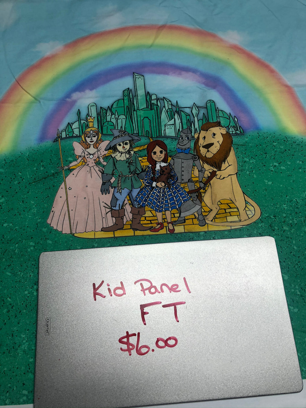 Oz  Kids Panel, 18x26, FT