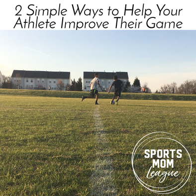 Youth Sports: 2 Simple Ways to Help Your Athlete Improve Their Game