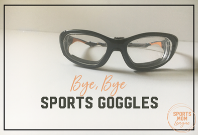 Youth Sports: Bye, Bye Sports Goggles