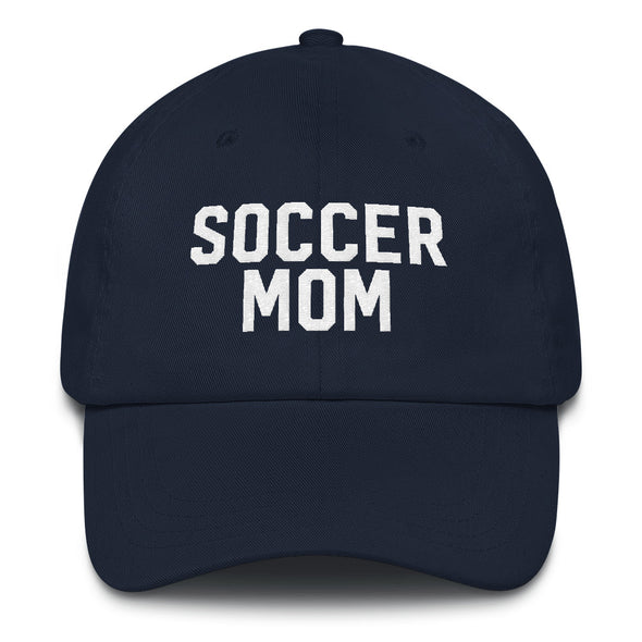 Soccer Mom Hat - Large Print