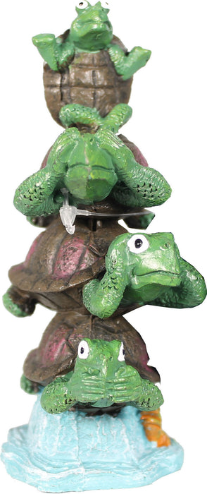Blue Ribbon Pet Products-Exotic Environments Turtles See No Evil - Key Pet Supplies