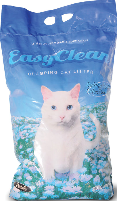 Pestell Pet - Cat - Easy Clean Clumping Cat Litter With Baking Soda - Key Pet Supplies
